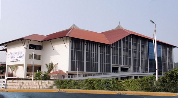 Full Image of goa Library