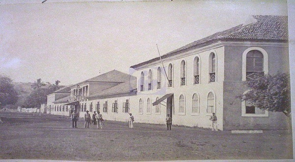 Old Library Image